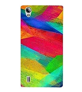 PrintVisa Modern Art Pattern 3D Hard Polycarbonate Designer Back Case Cover for VivoY15S