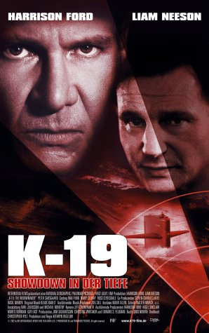 K-19 - Showdown in der Tiefe [VHS]