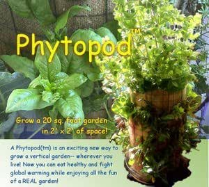 Phytopod 2 - 10 Square Foot Vertical Gardening Container