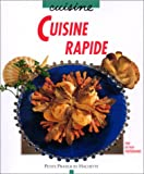 img - for Cuisine rapide book / textbook / text book