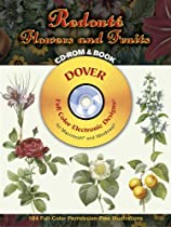 Free Redoute Flowers and Fruits CD-ROM and Book (Dover Full-Color Electronic Design) Ebook & PDF Download