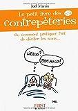 Le petit livre des contrepèteries n°3 : Ou comment pratiquer l'art de décaler les sons...