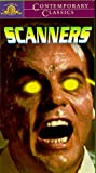 Scanners VHS Tape