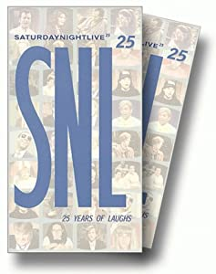 Saturday Night Live: 25 Years Of Laughs [VHS]