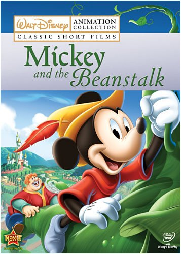 Disney Animation Collection 1: Mickey & Beanstalk [DVD] [Region 1] [US Import] [NTSC]