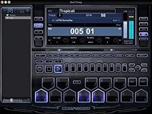Beat Kangz-Beat Thang Mobile Music Production System