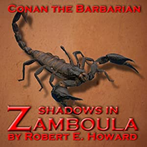 Shadows in Zamboula Audiobook