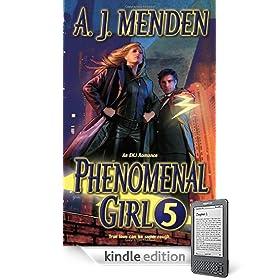 Phenomenal Girl 5 eBook: A. J. Menden