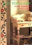 echange, troc Jocasta Innes, Stewart Walton - Roses anglaises à peindre soi-même