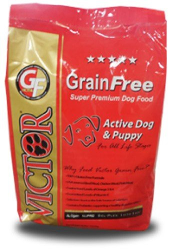 Reviews Victor Dog Food Grain Free Active Dog and Puppy ...