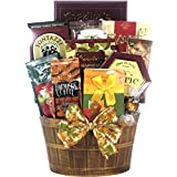 Thanksgiving Wishes: Gourmet Thanksgiving Gift Basket