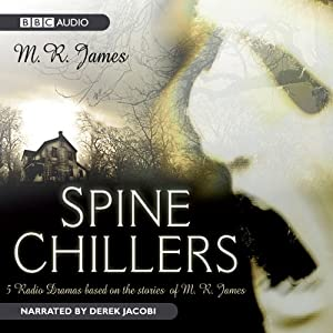 Spine Chillers Audiobook