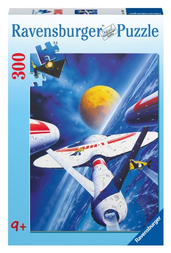 Space Voyage 300 Piece Puzzle - 1