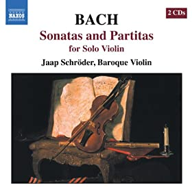 Bach, J.S.: Sonatas And Partitas For Sol