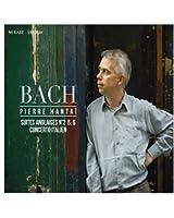 J. S. Bach: Suites Anglaises No. 2 & 6 - Concerto Italien