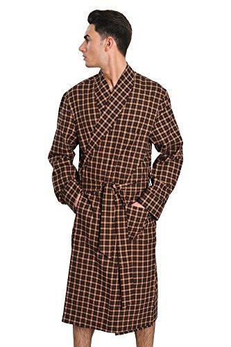 le-brioni-robe-men-black-size-eu-l