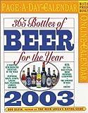365 Bottles of Beer for the Year 2003 Calendar