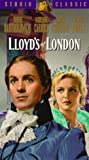 Lloyds of London [VHS]