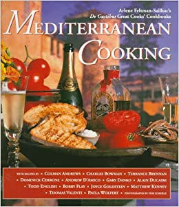 Mediterranean cooking great cooks cookbooks for Arlene s cuisine