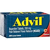 UPC 305730154758 product image for Advil Ibuprofen Tablets, 200 mg, 200 Count | upcitemdb.com