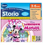 Vtech - Storio Game - Minnie's Little Shop