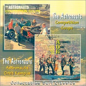 The Astronauts - Competition Coupe - Zortam Music