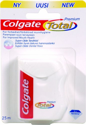 Colgate Total Dental Floss (Pack of 10)