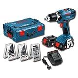 Bosch Cordless Drill GSR 18-2-LI Professional in L-Boxx