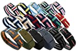 BARTON Watch Bands; Choice of Colors,...