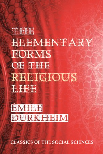 a review of the book the elementary forms of religious life by emile durkheim