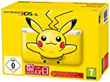 Console 3DS XL jaune Pikachu - �dition limit�e