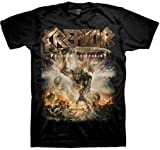 Ill Rock Merch Kreator Phantom Antichrist Shirt Md, Lg, Xl New