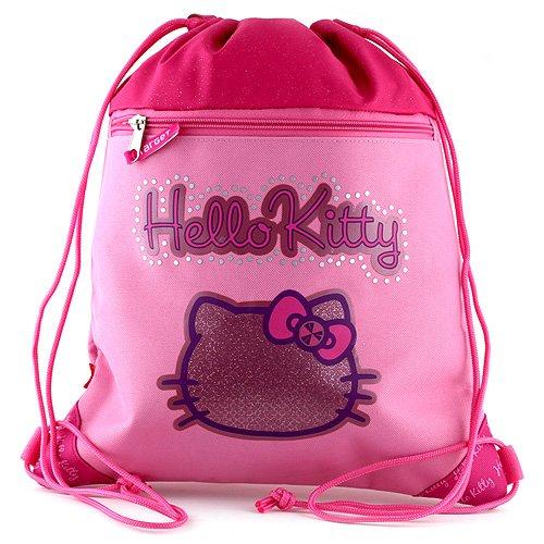 Hello Kitty 23891 Sacchetto per Calzature, Rosa