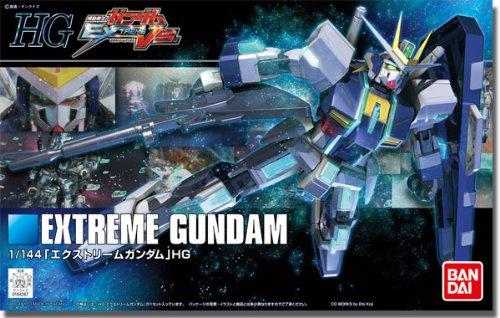 HG 1/144 エクストリームガンダム (機動戦士ガンダム EXTREME VS.)