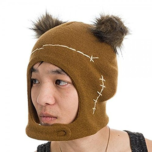 Star Wars Series Ewok Knit Beanie with Ears
