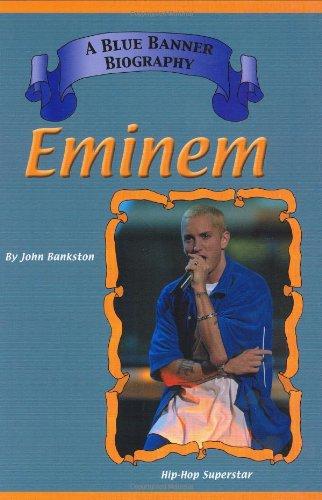 Eminem (Blue Banner Biographies)