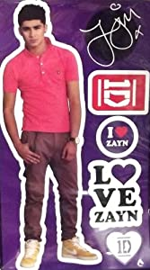 One Direction Wall Decals, Zayn by One Direction
