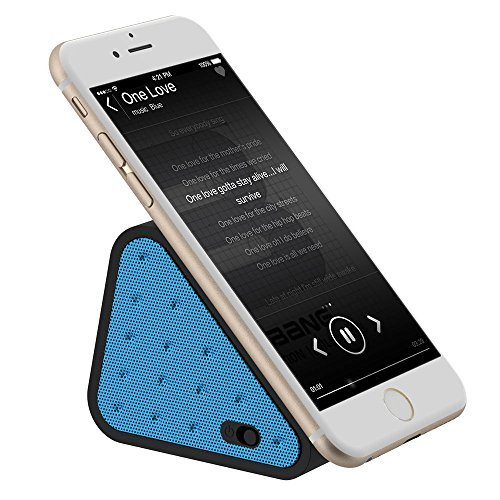 Tianlang Altoparlante Bluetooth - Mini Altoparlante Bluetooth Senza fili Per iphone / ipad / ipod / Smartphone e Tablet (Blu)