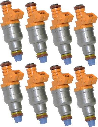 VENOM HP-678-8, High Flow, Maximum Performance, 78 LB/HR Flow Rate, Fuel Injector Set of 8