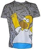 **Bon Marche** T-Shirt pour Homme 'WOOHOO'