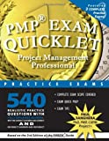 img - for PMP Exam Quicklet: Project Management Professional Practice Exams book / textbook / text book