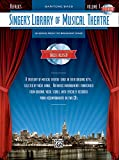 Alfred Publishing Staff Singer's Library of Musical Theatre, Vol 1: Baritone/Bass Voice (2 CDs)