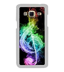 Colourful Music Sign 2D Hard Polycarbonate Designer Back Case Cover for Samsung Galaxy J3 2016 :: Samsung Galaxy J3 2016 Duos :: Samsung Galaxy J3 2016 J320F J320A J320P J3109 J320M J320Y