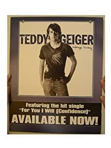 Teddy Geiger Mobile Poster Underage Thinking