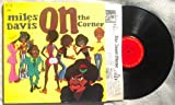 VG+ Original RARE 1972 Record ** ON THE CORNER ** MILES DAVIS ** LP ALBUM