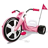Radio Flyer Girls Big Flyer, Kids Tricycle