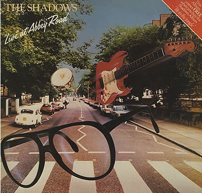 The Shadows - Live At Abbey Road - Lyrics2You