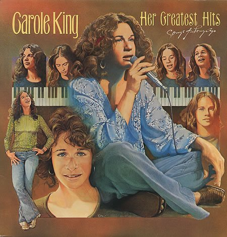 Her Greatest Hits by Carole King