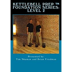 Kettlebell Prep Foundation Series Level 2