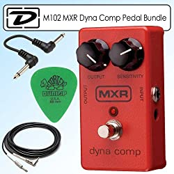 Dunlop M102 MXR Dyna Comp Compressor Pedal Outfit from UnAssigned